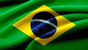 ブラジルの国旗